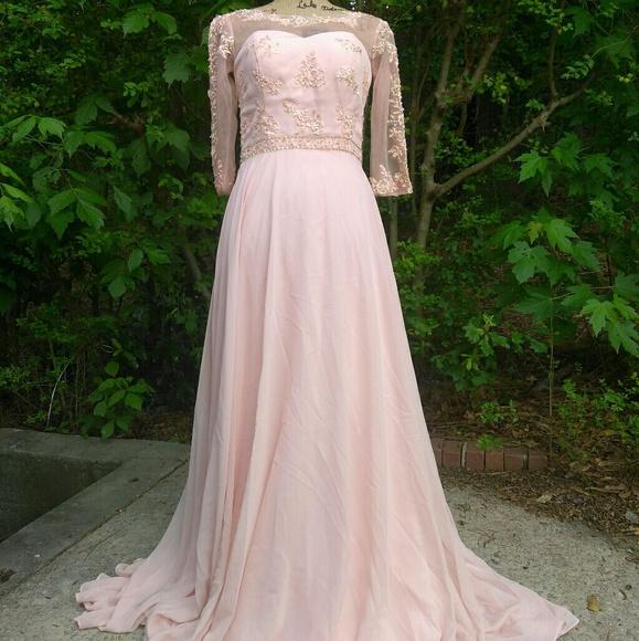 Vintage Dresses Grace Kelly Classic 50s Gown Poshmark